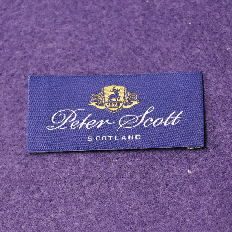 Sew In Garment Woven Clothing Labels Washabel Woven Apparel Labels
